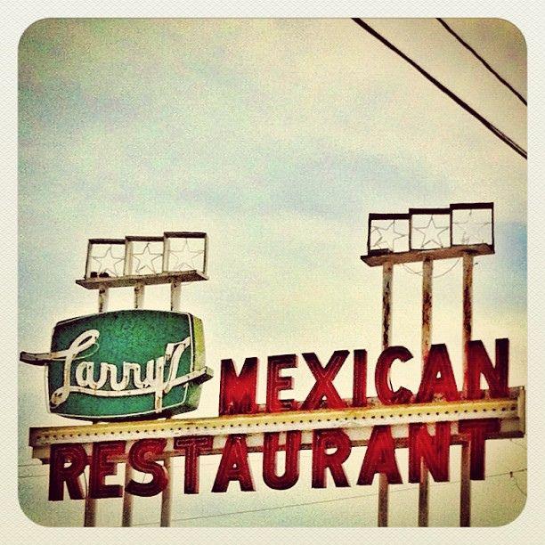 Larrys Mexican Restaurant Richmond