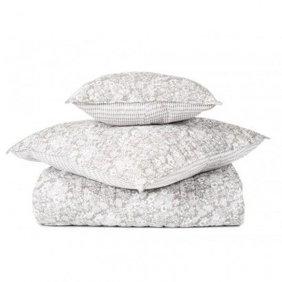 Boutis GAYA - Courte-pointe coton - Boutis Harmony textile GAYA