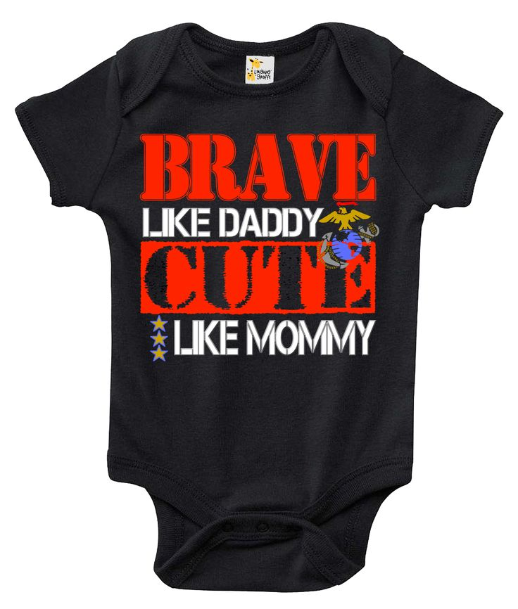 The Marines Baby Onesie That Wins The Hearts of All. Out with the boring bodysuit! Rapunzie onesies feature witty and charming sayings and illustrations to bring out the fun in your baby's wardrobe. O