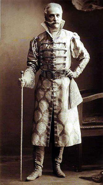 Prince Konstantin Alexandrovich Korsakov, fancy ball dress at 1903 Winter Palace.