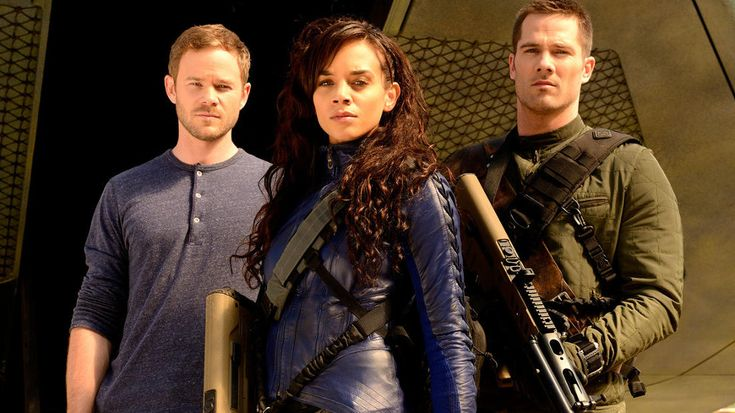 The KILLJOYS Cast on Their New Syfy Bounty Hunter Series