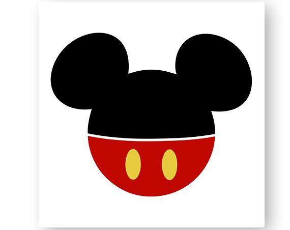 Disney Goofy Profile Head Ear Up Pin