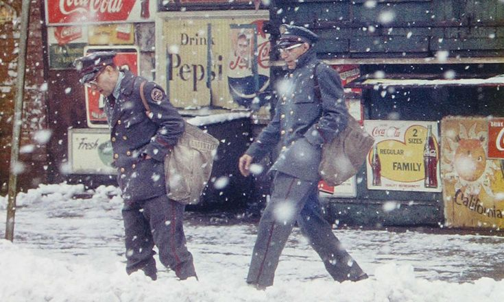 Saul Leiter's New York City: welcome to a Kodachrome world