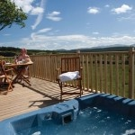 Search For Log Cabins with Hot Tubs in the Lake District and Cumbria