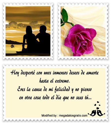 frases originales de amor para mi pareja,frases bonitas de amor para whatsapp:  http://www.megadatosgratis.com/envia-bellos-mensajes-de-amor/