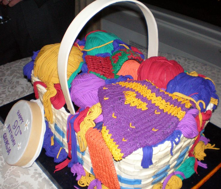 30 Best Images About I Love Yarn: Cakes On Pinterest