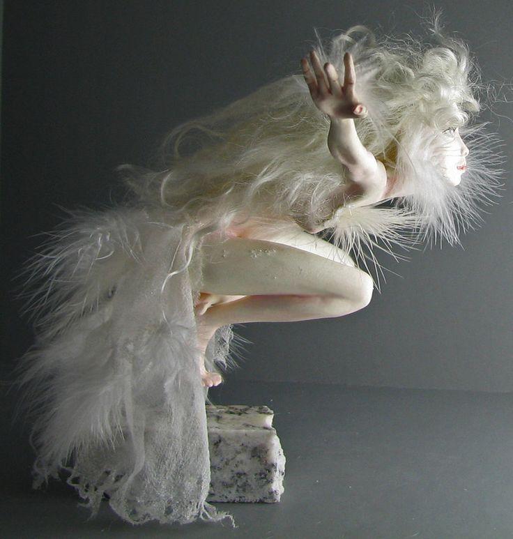 La Plume Blanche by ArtOfElysee.deviantart.com on @deviantART