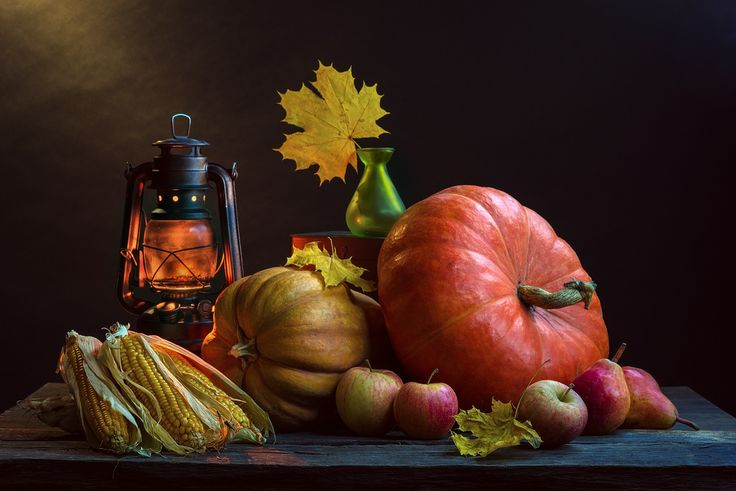 Still Life Photography - Autumn stuff by Konstantin Voronov on 500px