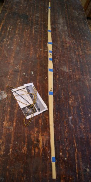 How To Make A Longbow Bow Woodworking Basics