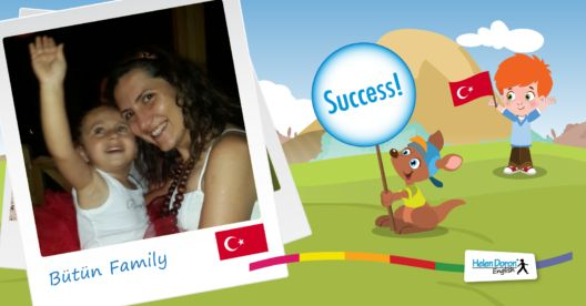 SUCCESS! Learning, Living and Loving Helen Doron English in Turkey