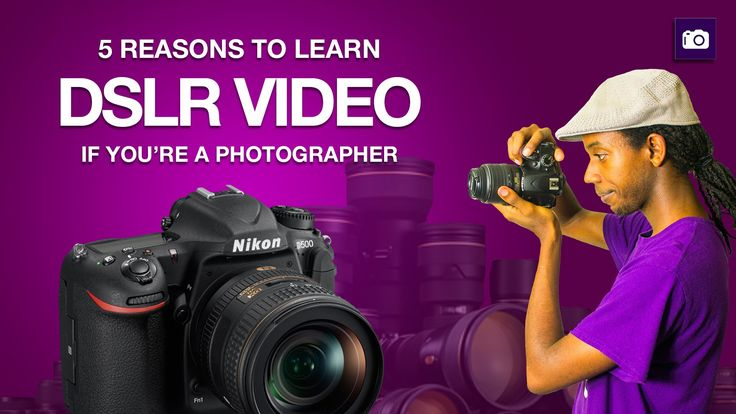 Why You Need to Learn DSLR Video as a Photographer. Photographers Need to Learn to Shoot Video in a world where marketing yourself as a photographer is more challenging.   YOU NEED TO LEARN HOW TO SHOOT DSLR VIDEO Video Marketing alone is worth it for Photographers to learn to shoot video if they want new clients. Learning to shoot video also allows you to provide another service and edge out your competition as long as it is something your customers might want.  If you're a wedding…