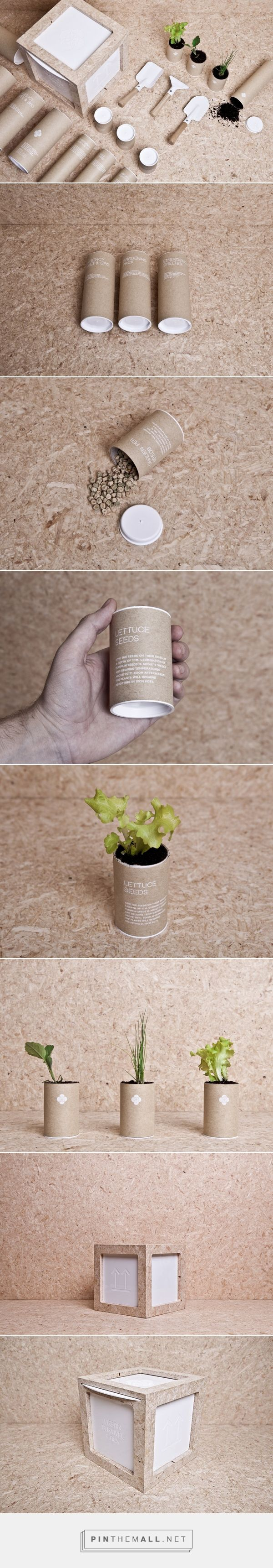 Urban Survival Pack // Ryan Romanes / packaging