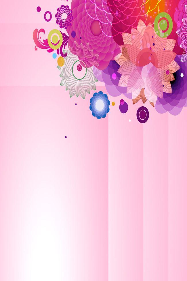 قصاصات من الورق فن التصميم Pink Posters Baby Cartoon Pink