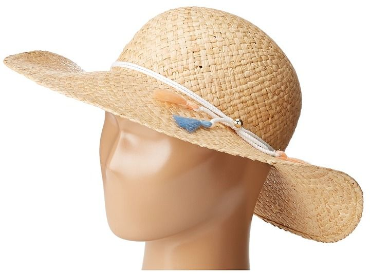 Chloe Kids Sun Hat with Multico Tassels (Toddler/Little Kids/Big Kids)
