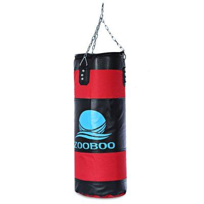Zooboo 70cm Empty Punching Bag with Chain Martial Art Hollow Taekwondo Boxing Training Fitness Sandbag #CLICK! #clothing, #shoes, #jewelry, #women, #men