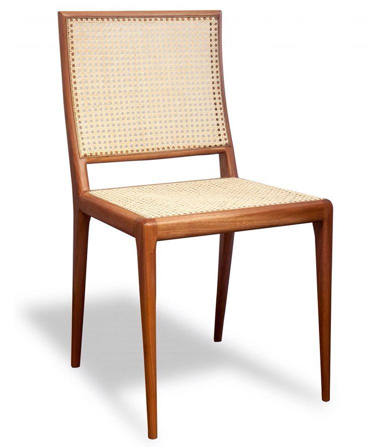 Cadeira Palha / Palha Chair. Design by Geraldo de Barros.