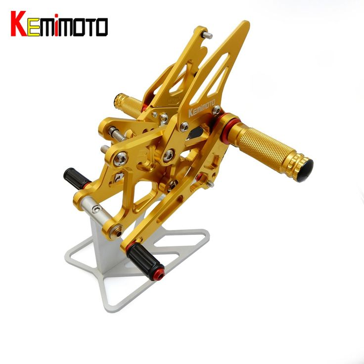 ==> [Free Shipping] Buy Best KEMiMOTO CBR250R Adjustable Footrests Adjustable Rear Set For Honda CBR250R 2011 2012 2013 Foot Rest rearsets Motorcycle parts Online with LOWEST Price | 32753940579