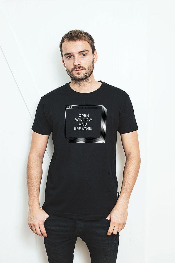 Windows / Pánská trička Youngprimitive. Originální tričko pro kluky.