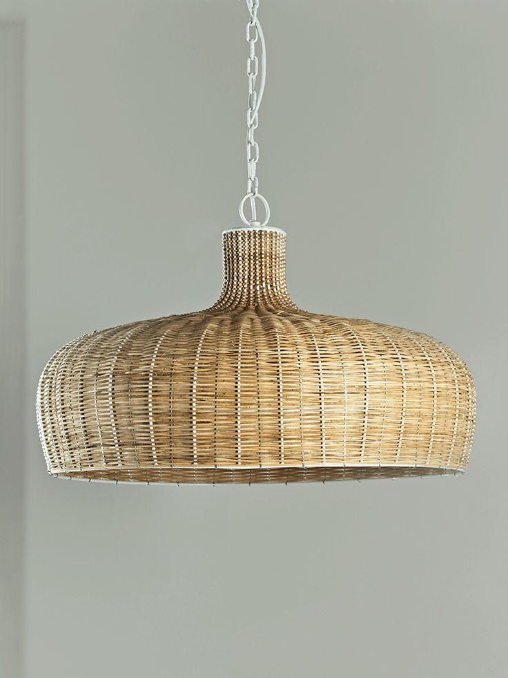 NEW Rattan Pendant Light Pinterest Scandinavian