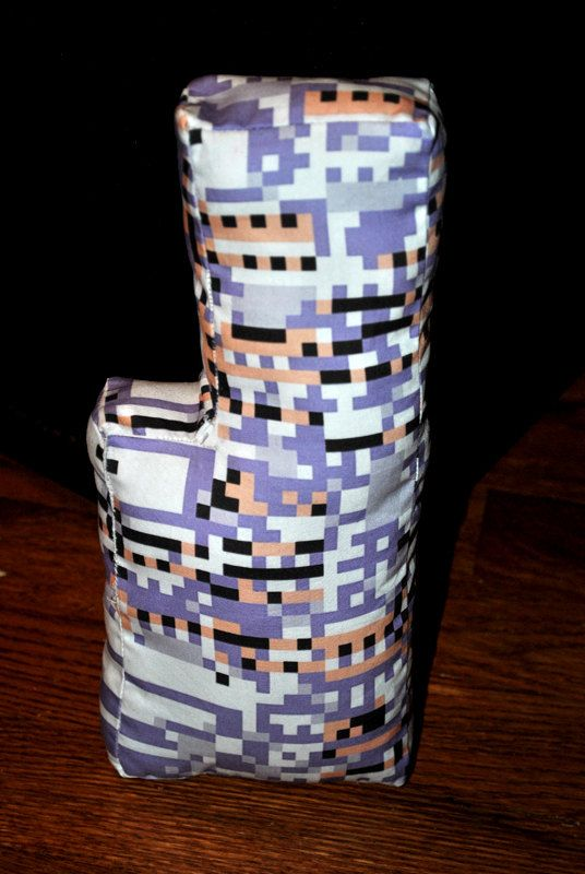 Large Missingno Plush by Pyroluminescence on Etsy, $25.00 ...