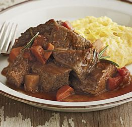 ~ Meals from Our Deals ~ Talk about comfort food – Pot roast, mashed potatoes and carrots! After a long, hard day you just can't beat it! And if you live in the Tampa area, you can use the Publix $2/$10 bottle of wine coupon that's good through Saturday 10/12. See our post HERE. Paula …