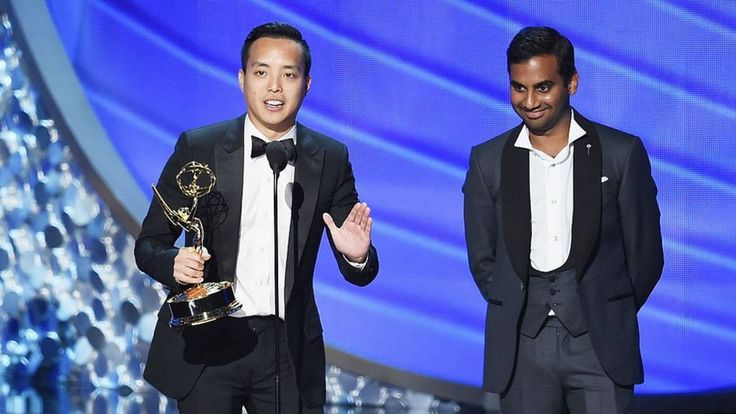 Alan Yang, co-writer of Master of None, calls for better Asian representation on screen.
