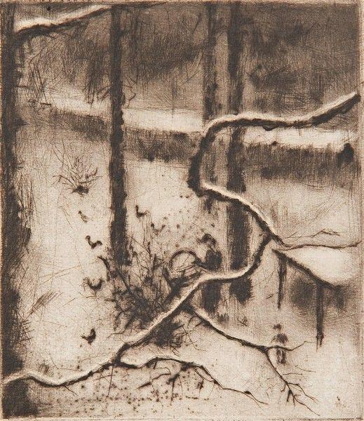 Reynek Bohuslav | Zima | Aukce obrazů, starožitností | Aukční dům Sýpka