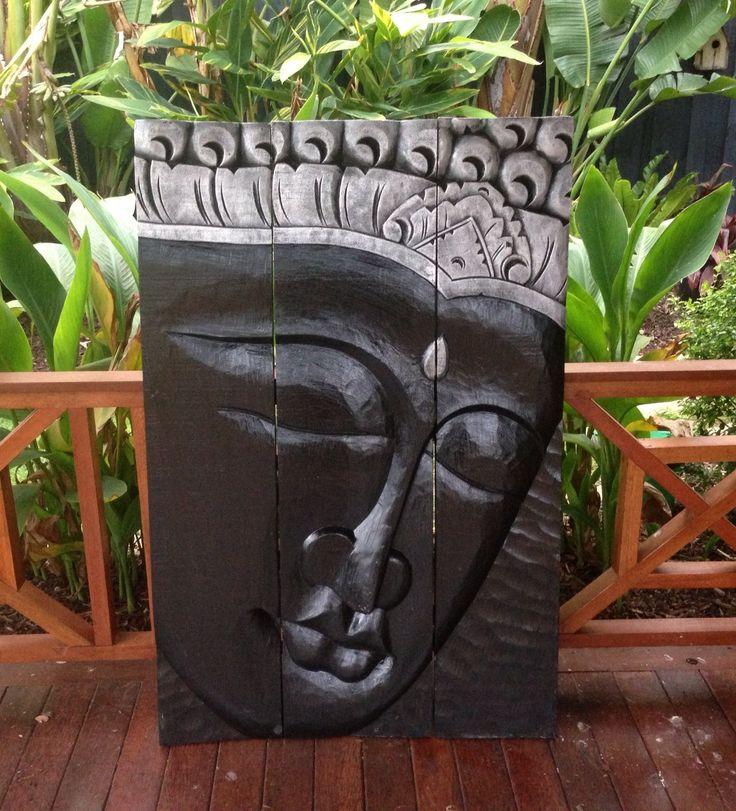 Buddha wall hanging www.balimystique.com.au