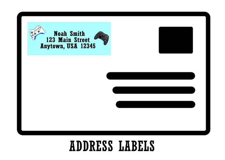 Sample Return Address Label Boho Feathers And Arrow Return Address