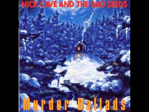 Nick Cave and The Bad Seeds - Song of Joy. I just listened to this song in the dark while reading the lyrics. Chilling.