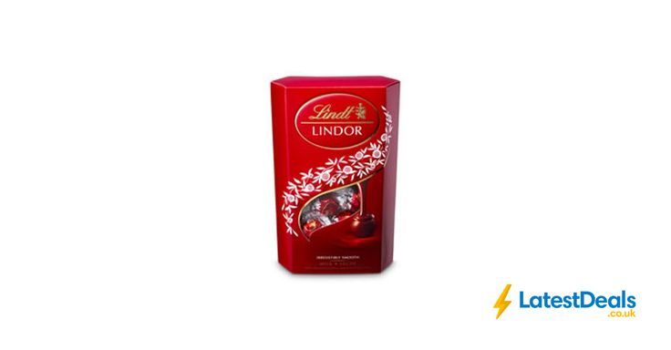 Lindt Lindor Milk Chocolate Truffles 337g Free C&C, £5.25 at Wilko