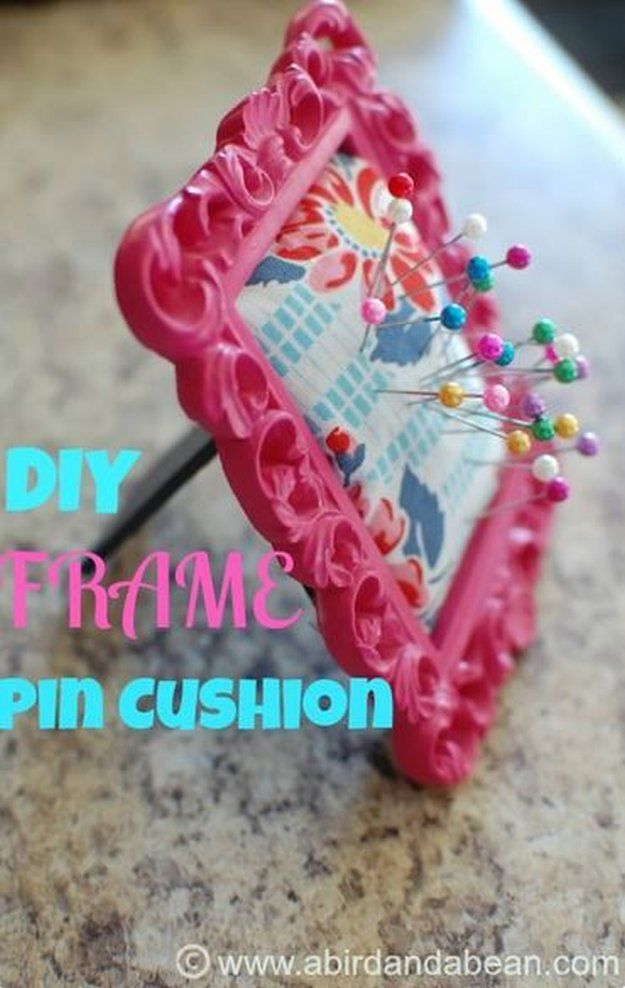 Cute Dollar Store Crafts Idea | Cool and Easy DIY Projects For The Home and More by Pioneer Settler at http://pioneersettler.com/dollar-store-crafts/
