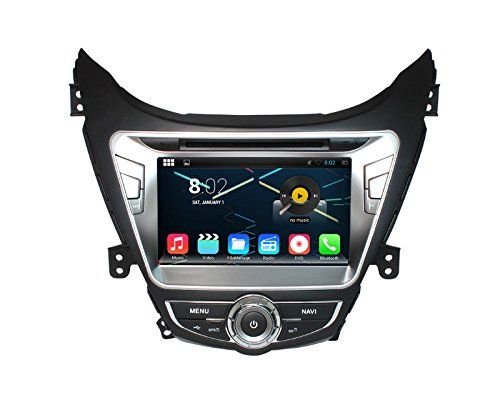 Special Offers - Generic Android 4.4 8 Inch 1024X600 resolution Hyundai Elantra 2012 Car DVD Navigation Audio Video GPS Stereo Radio Audio DVD - In stock & Free Shipping. You can save more money! Check It (July 08 2016 at 12:43PM) >> http://gpstrackingdeviceusa.net/generic-android-4-4-8-inch-1024x600-resolution-hyundai-elantra-2012-car-dvd-navigation-audio-video-gps-stereo-radio-audio-dvd/