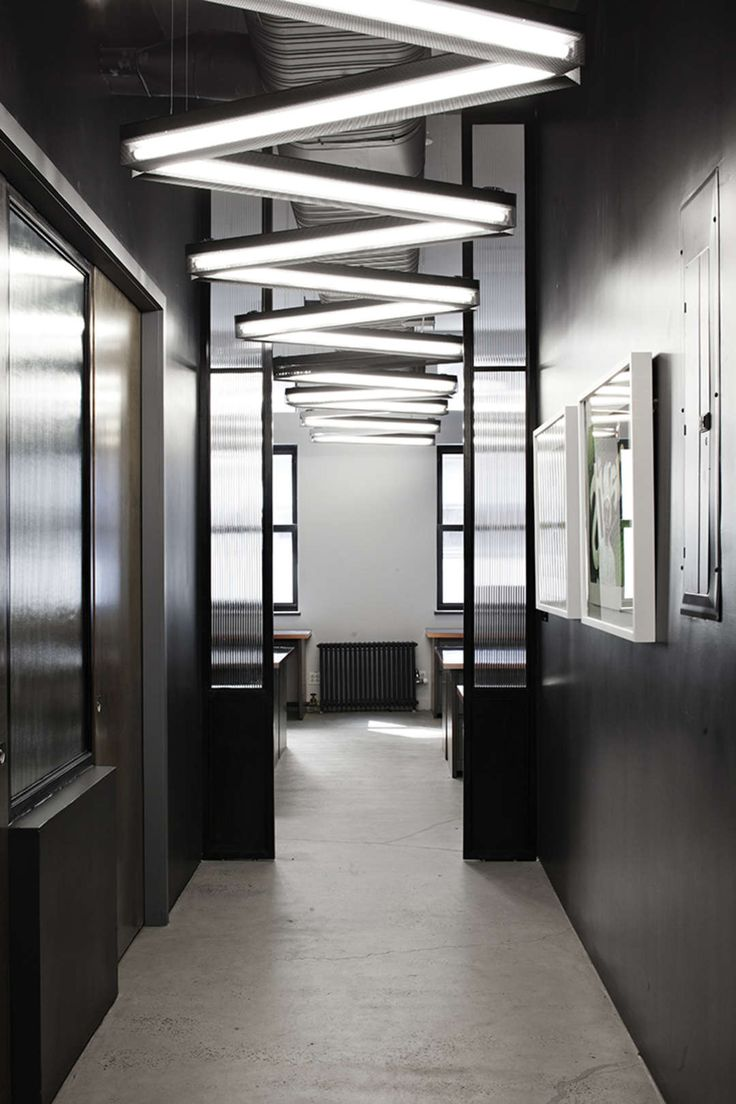 office space lighting. Commercial Office Space The Conventional Firehouse, Originally Built In 1895 Serves As An Incubator For Lighting E