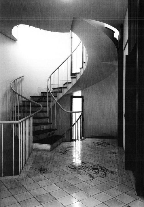 Luigi Moretti - Villa La Saracena, Santa Marinella 1957