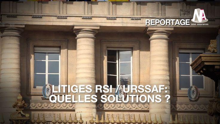 Litige RSI / Urssaf : Quelles solutions ?  #RSI 1er Fossoyeur d'entreprise et pourvoyeur de chomage de France  #Voyous #incompétents DIssolution du RSI et appel de responsabilité de ses chefs !