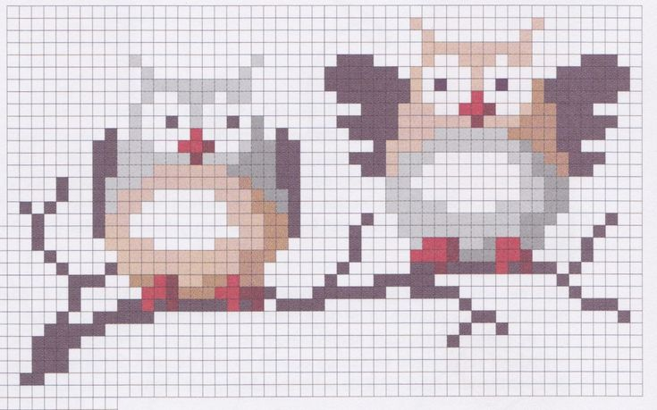 uiltjes! (Because you can NEVER have enough owls :) )