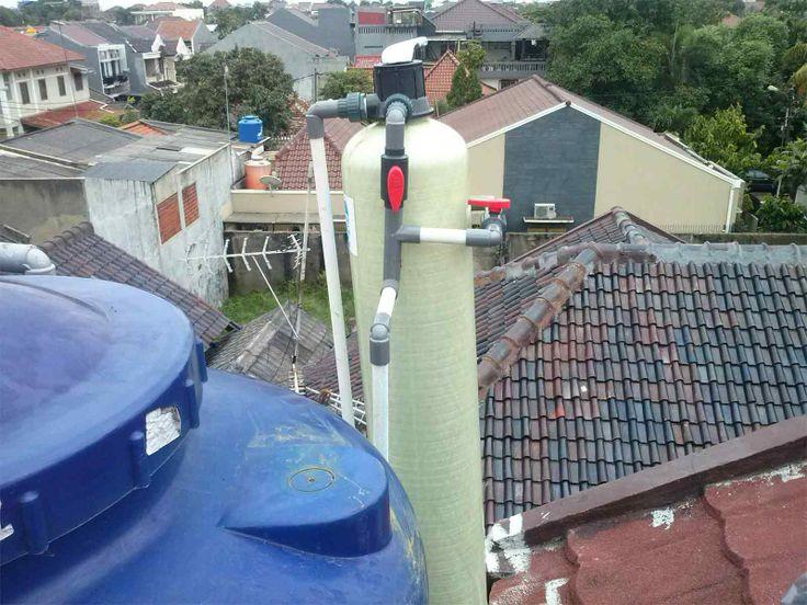 Pemasangan kali ini dilakuakn didaerah Duren Sawit, Jakarta Timur. Pemasangan adalah filter air Avorio F Series F10. Filter air Avorio yang ...