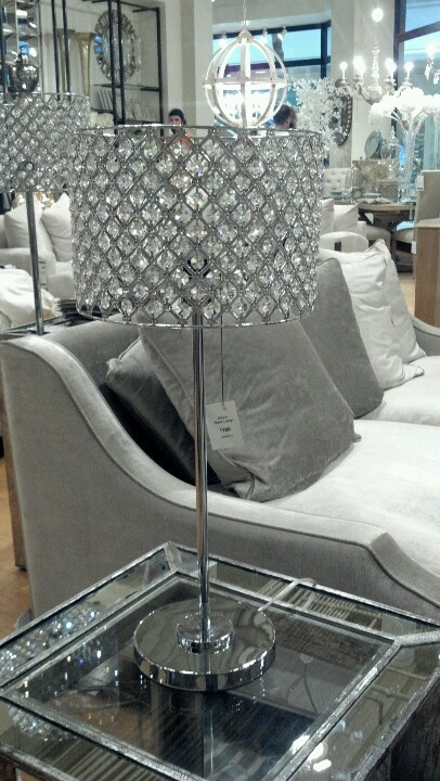 Bling Table Lamp From Z Gallerie Allure Table Lamp 229