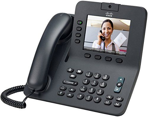 Cisco CP-8941-K9= 2 Piece Phone ( Hands Free Functionality, System Phone, IP Phone, Video Phone, Built-in  Cisco Systems Cisco Unified IP Phone 8941 Standard IP video phone SCCP SIP multiline CP8941K9 Phones IP POTS Phones (Barcode EAN = 0882658385292). http://www.comparestoreprices.co.uk/december-2016-6/cisco-cp-8941-k9=-2-piece-phone--hands-free-functionality-system-phone-ip-phone-video-phone-built-in-.asp