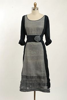 Pretty, vintage-style clothes on this site - cost a fortune, but fun to see how they put everything together.