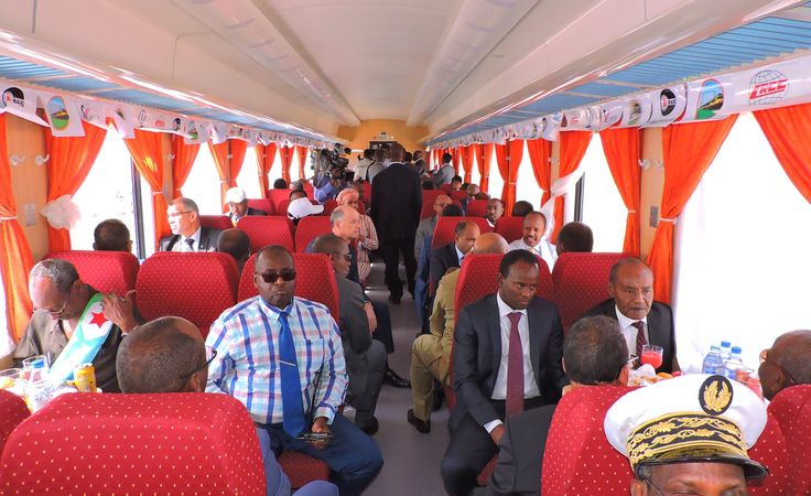 Press Release - The completion of the Addis Ababa-Djibouti Railway, a new 752km track linking Ethiopia's capital with the Port of Djibouti, was officially marked today at a ceremony at Nagad Railway Station in Djibouti.