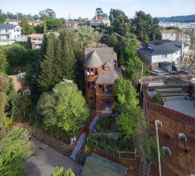 Historic Properties for Sale - Victorian Masterpiece in Marin County, CA