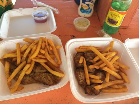 Pictures of Capt Herman's East Side Fish Fry, East End - Traveler Photos - TripAdvisor