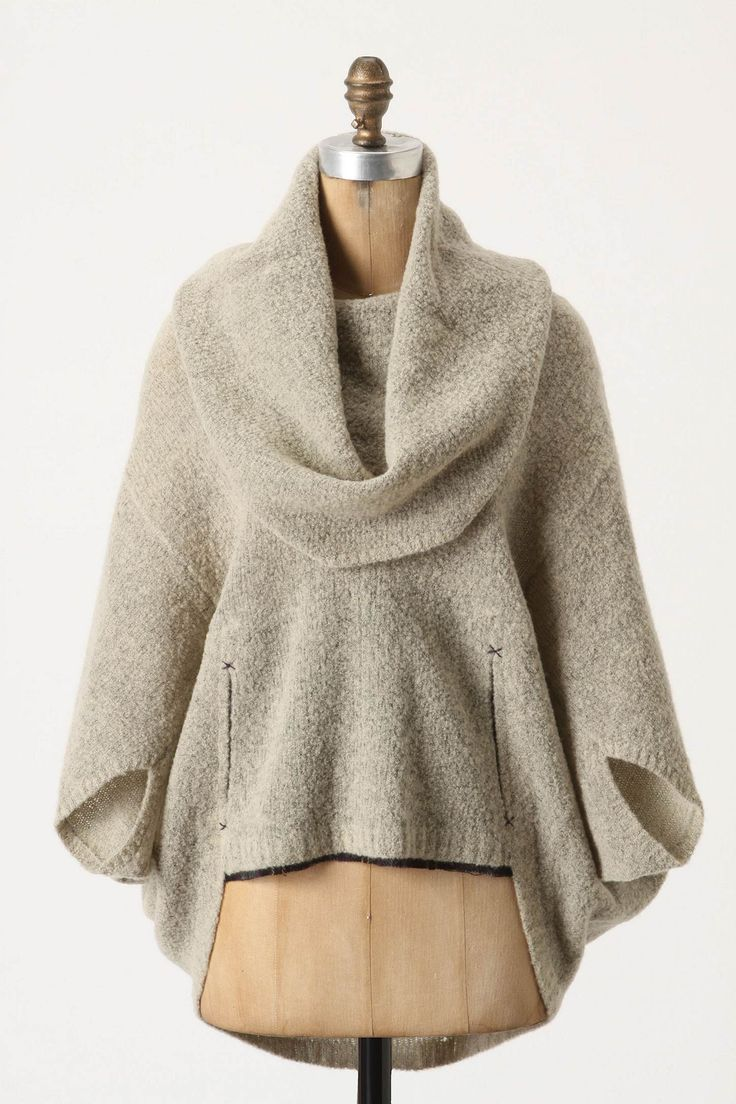cowlneck.Fashion, Style, Closets, Clothing, Over Sweaters, Winter Sweaters, Hallowel Cowlneck, Cozy Sweaters, Comfy