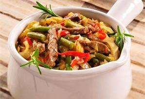 Wołowina z warzywami / Beef with Vegetables  www.winiary.pl
