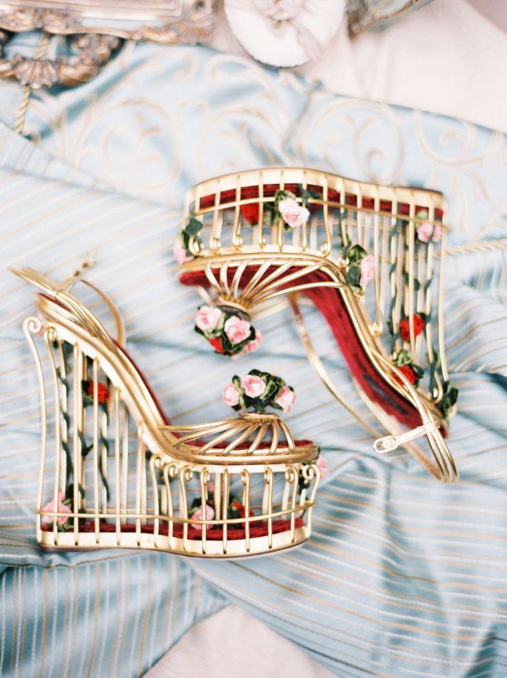 lovely bow summer heels<br />