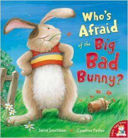 Chi ha paura del grande coniglio cattivo? Un libro sul bullismo che mostra come, insieme con gli amici, si riesce ad affrontare. La cosa importante è raccontarsi le cose e una soluzione si trova.