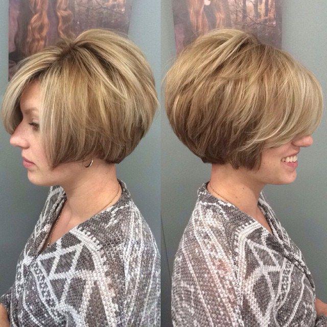 22028 in 2019 | Barn tin | Hair cuts, Short hair cuts ...