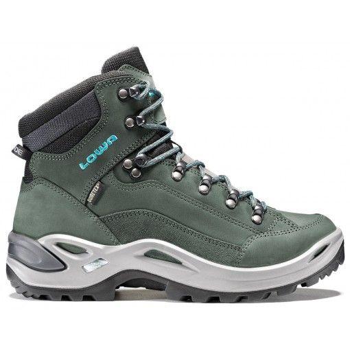 Gora, Chaussures Multisport Outdoor Femme, Vert (Tarmac), 37 EUEcco